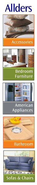 <b>Allders</b> - Electronics, Fashions, Furniture
